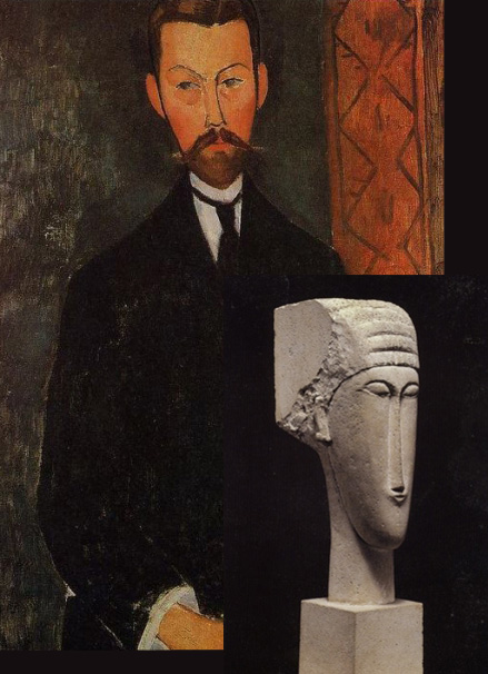 Portrait of Paul Alexander, courtesy of www.modigliani-foundation.org